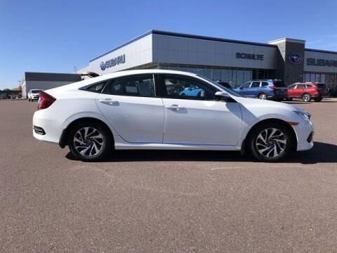 2016 Honda Civic for sale at Schulte Subaru in Sioux Falls SD