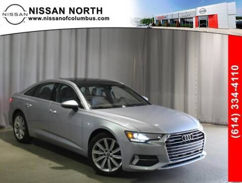 2020 Audi A6 for sale at Auto Center of Columbus in Columbus OH