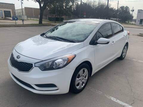 2016 Kia Forte for sale at Sima Auto Sales in Dallas TX