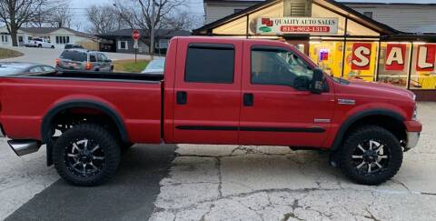 2006 Ford F-350 Super Duty for sale at NJ Quality Auto Sales LLC in Richmond IL