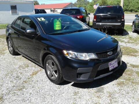 2012 Kia Forte Koup for sale at Quest Auto Outlet in Chichester NH