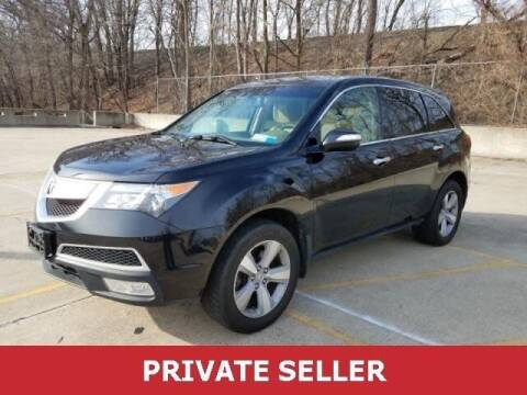 2012 Acura MDX for sale at Motion Auto Plaza in Lakeside MO