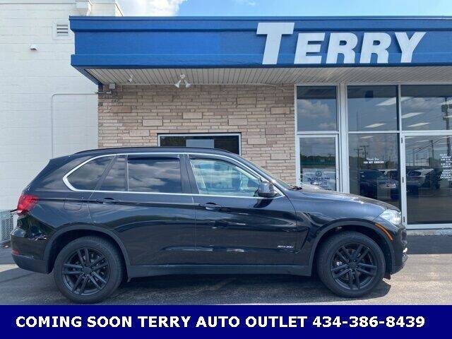 2016 BMW X5 for sale at Terry Auto Outlet in Lynchburg VA