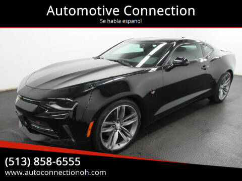 2017 Chevrolet Camaro for sale at Automotive Connection in Fairfield OH