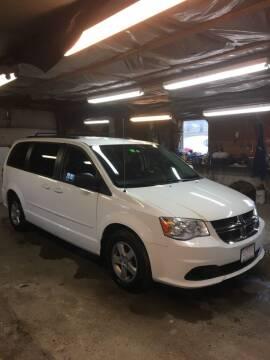 2013 Dodge Grand Caravan for sale at Lavictoire Auto Sales in West Rutland VT