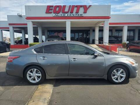 2015 Nissan Altima for sale at EQUITY AUTO CENTER in Phoenix AZ