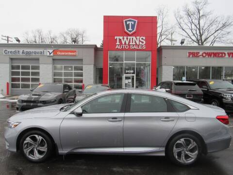 2018 Honda Accord for sale at Twins Auto Sales Inc in Detroit MI