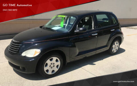2007 Chrysler PT Cruiser for sale at Go Time Automotive in Sarasota FL