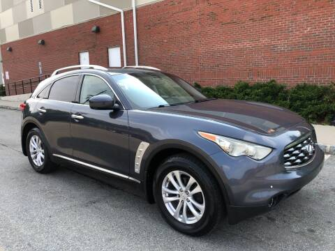 2009 Infiniti FX35 for sale at Imports Auto Sales Inc. in Paterson NJ