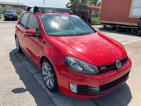 2013 Volkswagen GTI for sale at JAVY AUTO SALES in Houston TX