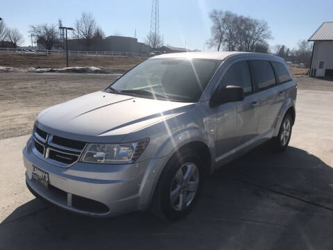 2013 Dodge Journey for sale at Lannys Autos in Winterset IA