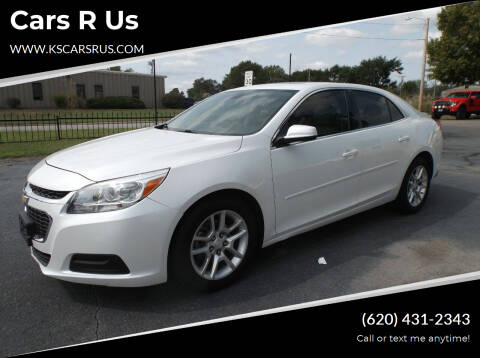 2015 Chevrolet Malibu for sale at Cars R Us in Chanute KS