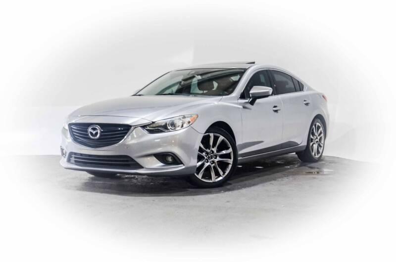 2015 Mazda MAZDA6 for sale at CarXoom in Marietta GA