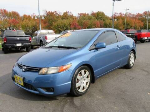 2007 Honda Civic for sale at Low Cost Cars in Circleville OH