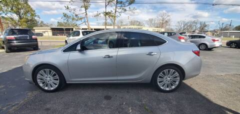 2013 Buick Verano for sale at Bill Bailey's Affordable Auto Sales in Lake Charles LA