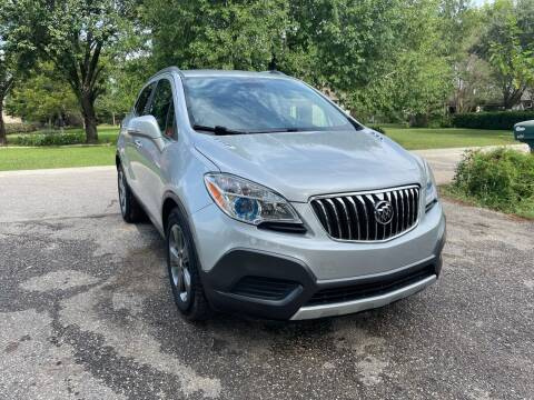 2014 Buick Encore for sale at CARWIN MOTORS in Katy TX