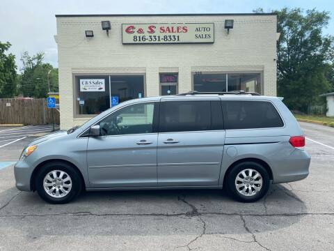 2008 Honda Odyssey for sale at C & S SALES in Belton MO