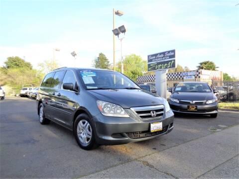 2007 Honda Odyssey for sale at Save Auto Sales in Sacramento CA