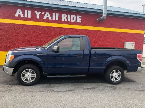 2011 Ford F-150 for sale at Big Daddy's Auto in Winston-Salem NC