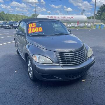2005 Chrysler PT Cruiser for sale at Auto Bella Inc. in Clayton NC