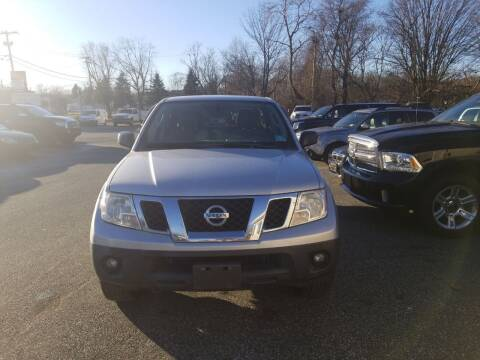 2011 Nissan Frontier for sale at AutoConnect Motors in Kenvil NJ