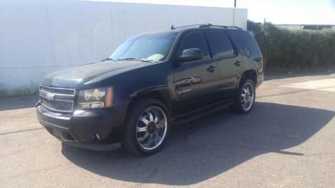 2007 Chevrolet Tahoe for sale at Advantage Auto Motorsports in Phoenix AZ