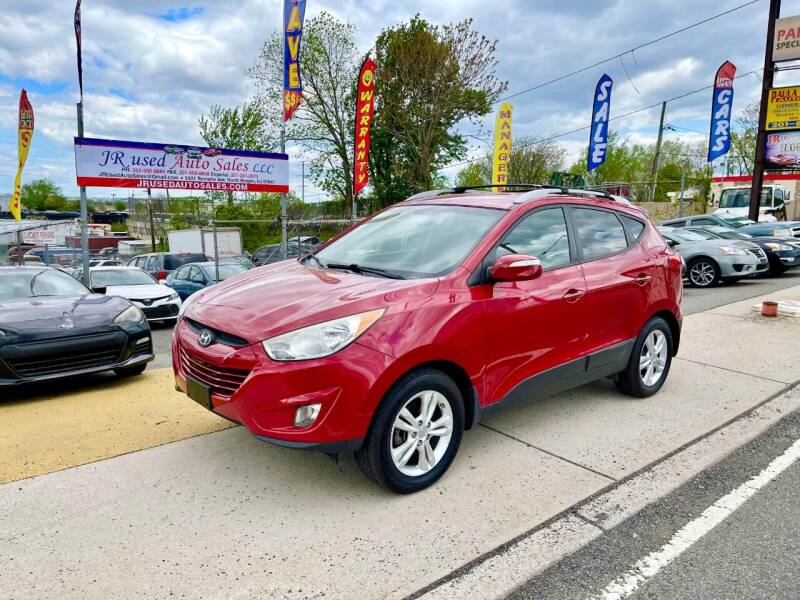 2013 Hyundai Tucson for sale at JR Used Auto Sales in North Bergen NJ