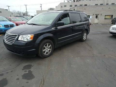 2010 Chrysler Town and Country for sale at Jeffreys Auto Resale, Inc in Clinton Township MI