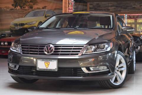 2015 Volkswagen CC for sale at Chicago Cars US in Summit IL