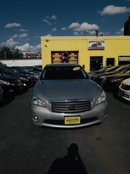 2012 Infiniti M37 for sale at Hartford Auto Center in Hartford CT