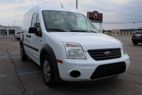 2012 Ford Transit Connect for sale at B & B Car Co Inc. in Clinton Township MI