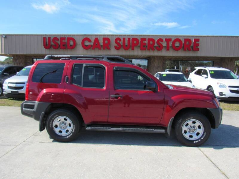 2006 Nissan Xterra for sale at Checkered Flag Auto Sales NORTH in Lakeland FL