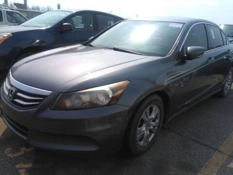 2011 Honda Accord for sale at Noel Motors LLC in Griffin GA