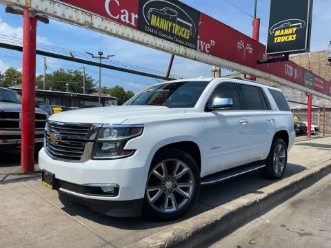 2016 Chevrolet Tahoe for sale at Manny Trucks in Chicago IL