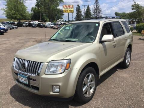 2011 Mercury Mariner for sale at Sparkle Auto Sales in Maplewood MN