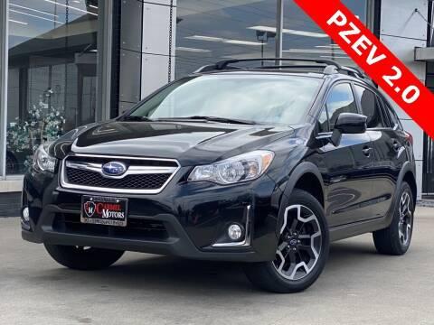 2016 Subaru Crosstrek for sale at Carmel Motors in Indianapolis IN