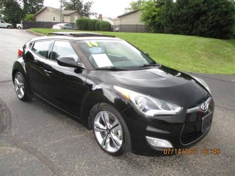 2014 Hyundai Veloster for sale at Euro Asian Cars in Knoxville TN