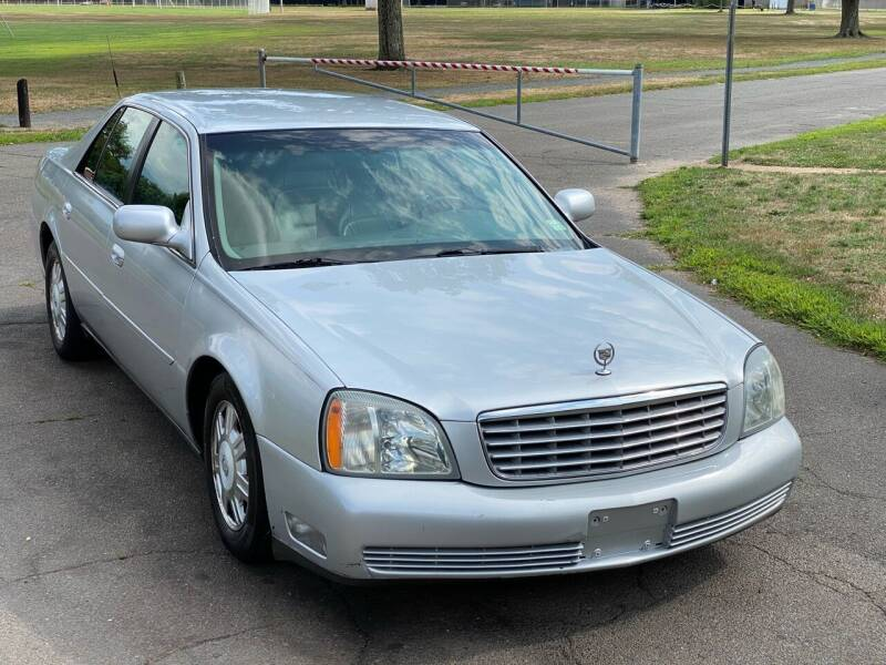 2003 Cadillac DeVille for sale at Choice Motor Car in Plainville CT