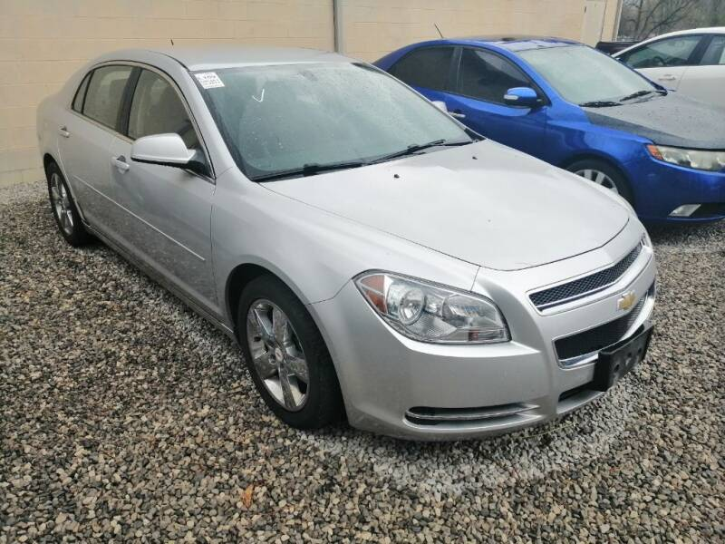 2011 Chevrolet Malibu for sale at KRIS RADIO QUALITY KARS INC in Mansfield OH