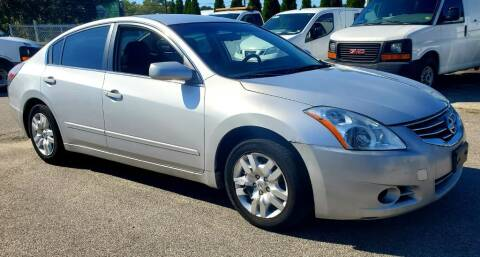 2012 Nissan Altima for sale at Auto and Cycle Brokers of Tidewater in Norfolk VA