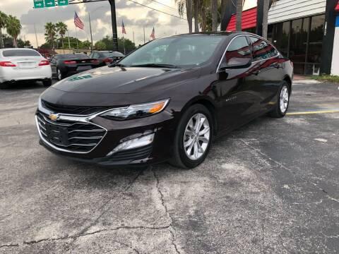 2020 Chevrolet Malibu for sale at Gtr Motors in Fort Lauderdale FL