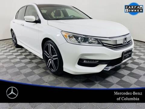 2017 Honda Accord for sale at Preowned of Columbia in Columbia MO