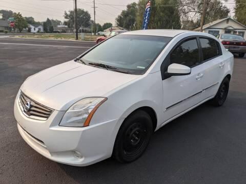 2011 Nissan Sentra for sale at Progressive Auto Sales in Twin Falls ID