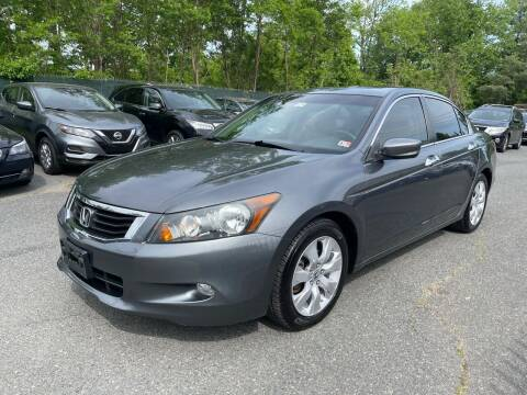 2010 Honda Accord for sale at Dream Auto Group in Dumfries VA