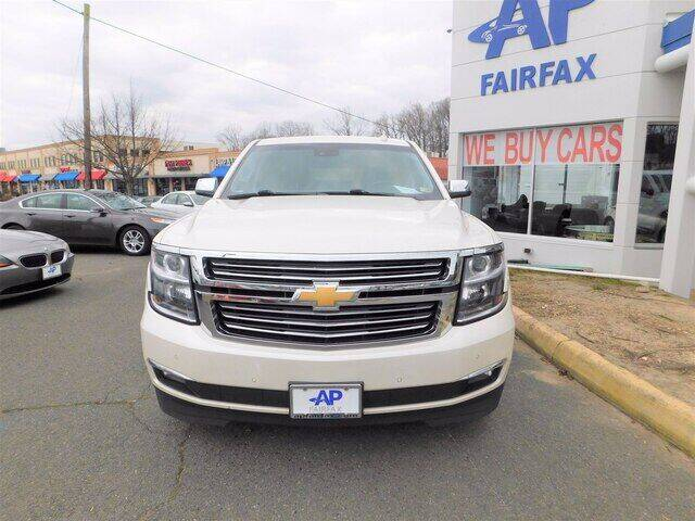 2015 Chevrolet Suburban for sale at AP Fairfax in Fairfax VA