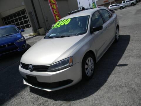 2011 Volkswagen Jetta for sale at Meridian Auto Sales in San Antonio TX