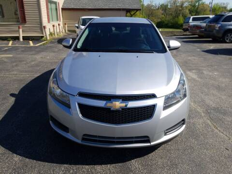 2013 Chevrolet Cruze for sale at Discovery Auto Sales in New Lenox IL
