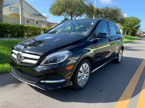 2014 Mercedes-Benz B-Class for sale at GTR Motors in Davie FL