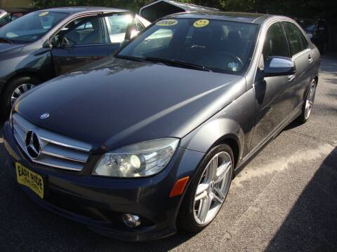 2008 Mercedes-Benz C-Class for sale at Easy Ride Auto Sales Inc in Chester VA