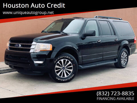 2017 Ford Expedition EL for sale at Houston Auto Credit in Houston TX